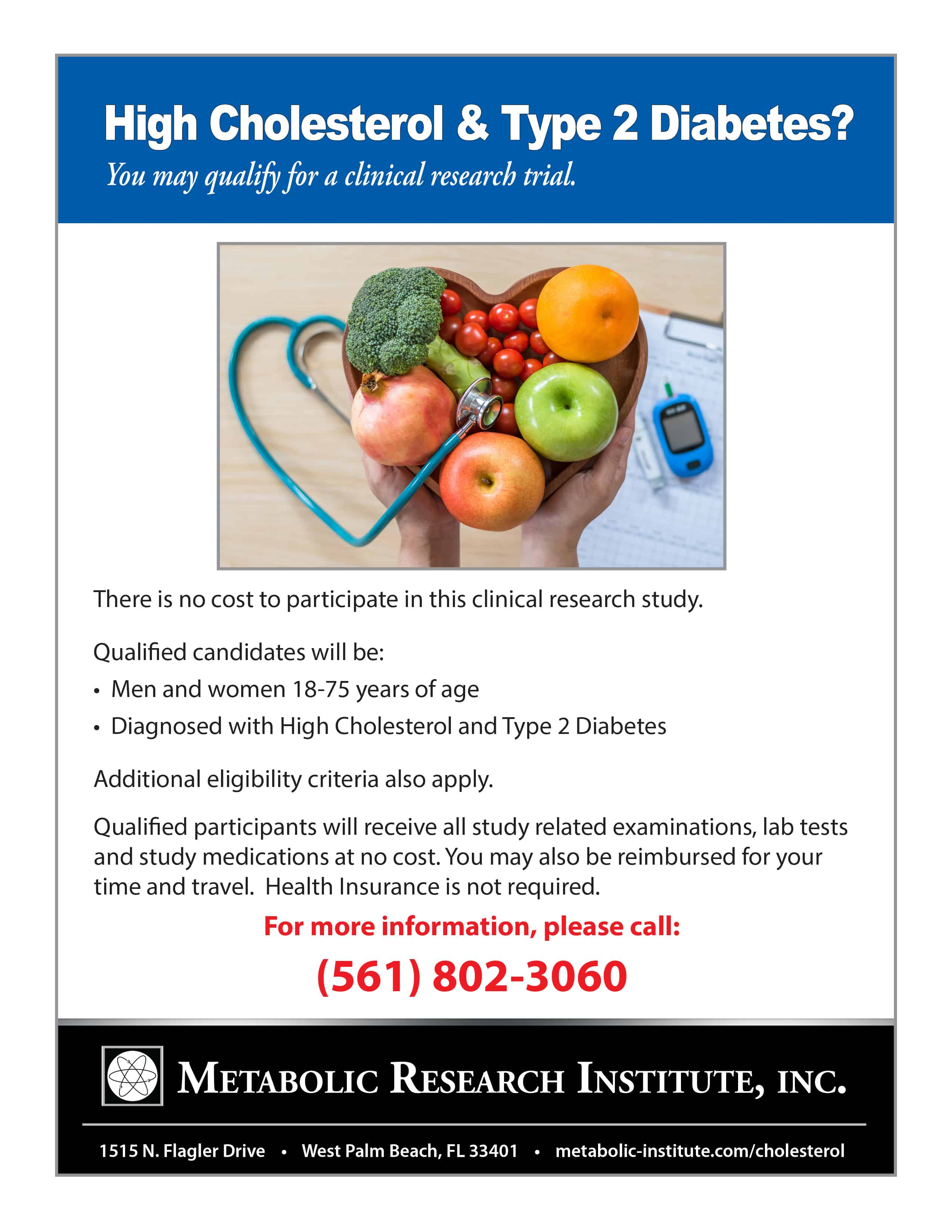 Glitter 2 | Type 2 Diabetes Mellitus Research Study