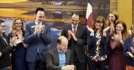 Coloriado Governor signs insulin pricing reform