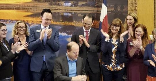 Coloriado Governor signs insulin pricing reform