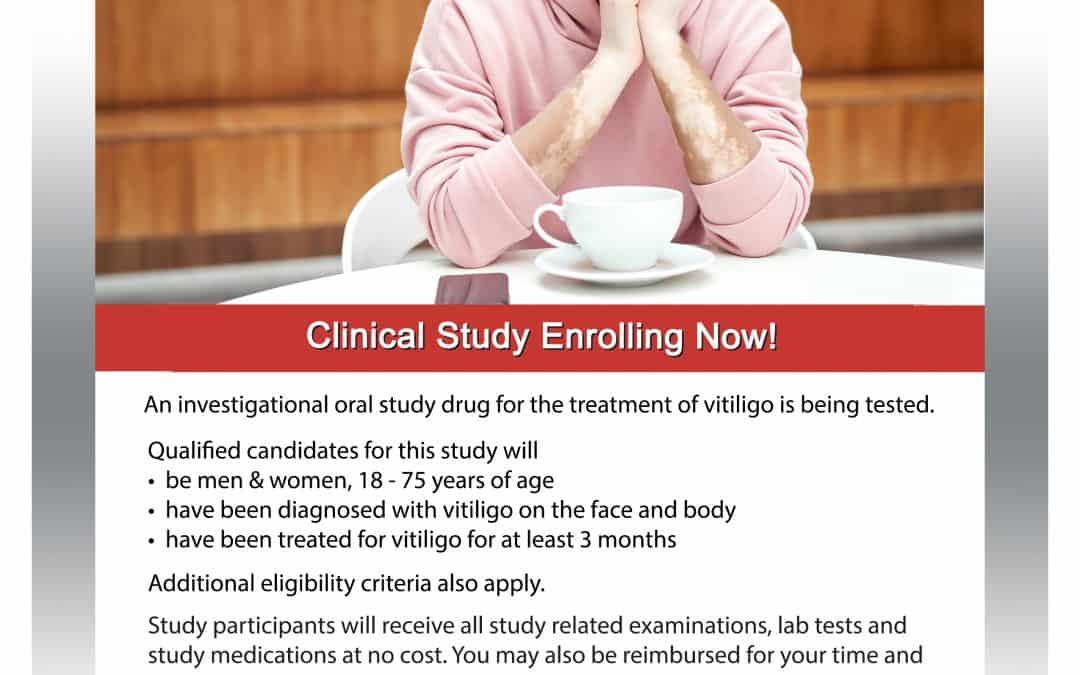 New Vitiligo Study